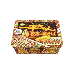 (まとめ)一平ちゃん 夜店の焼そば 135g 12個入
