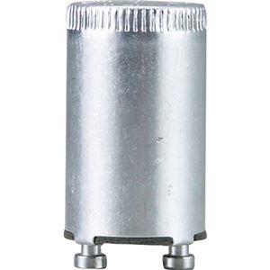 (まとめ)マクサー電機グロースタータ40W形用P21口金FG-4PC1セット(25個)【×2セット】