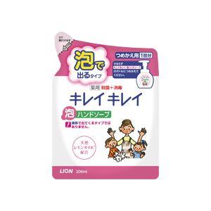 (まとめ)キレイキレイ 薬用泡ハンドソープ 詰替用 200ml 24個