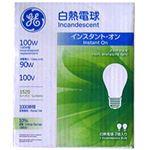 (まとめ)白熱電球 100W形 2個入×12パック