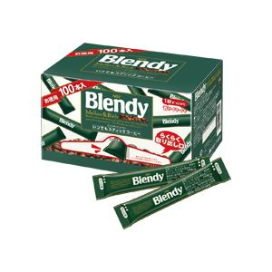 (まとめ)ブレンディ スティックコーヒー 2g 100本入×6箱