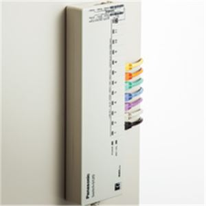 パナソニックESネットワークス Switch-S8G ギガビット対応 タップ型スイッチングハブ 8ポート PN24080K 1台