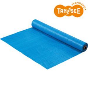 TANOSEE ブルーシートロール#1200 900mm×100m 1巻