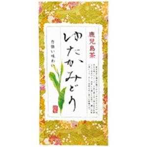 (まとめ)鹿児島茶 ゆたかみどり 100g×3袋