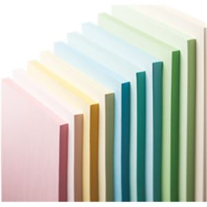 Color Paper A3 最厚口 浅黄 25枚 h01
