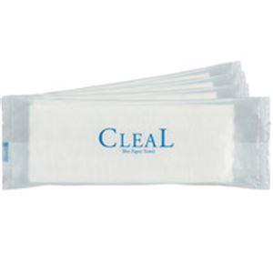 紙おしぼり クリールR 平型 100枚入の関連商品1