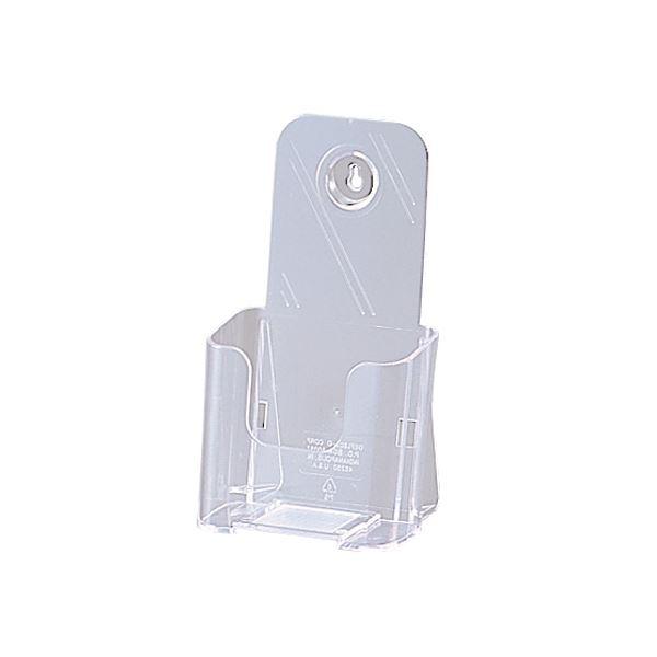 セキセイ カタログスタンド A4 3つ折1段 外寸W111×H197×D83mm CSD-2775 1個 【×15セット】f00