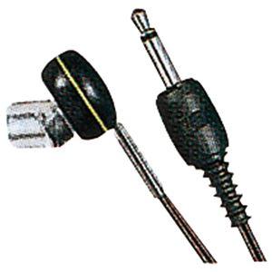 (まとめ) JVC ミニジャック用イヤホン 直径3.5mm コード長3m MR-51 1個 【×5セット】