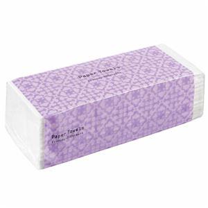 (まとめ)TANOSEEペーパータオル(エコノミー)200枚1パック【×40セット】