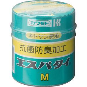 (まとめ) カワモト 抗菌エスパタイ M 5cm...の商品画像