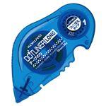 (まとめ) コクヨ テープのり ドットライナーロング つめ替え用 10mm×36m タ-D4400-10 1個 【×10セット】
