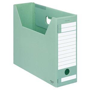(まとめ)コクヨファイルボックス-FS(Dタイプ)A4ヨコ背幅102mm緑A4-LFD-G1セット(5冊)【×4セット】