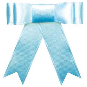 (まとめ) タカ印 プレーンタイリボン ブルー 業務用 35-6868 1パック(50個) 【×3セット】