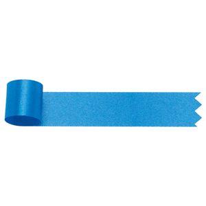 (まとめ) タカ印 リボン グレース 18mm×20m 青 35-6288 1巻 【×10セット】