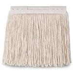 (まとめ) テラモト FXモップ替糸(J)24cm 260g ホワイト CL-374-421-8 1個 【×10セット】の画像