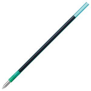 (まとめ) トンボ鉛筆 油性ボールペン替芯 CLE 0.5mm 緑 BR-CLE07 1セット(5本) 【×15セット】