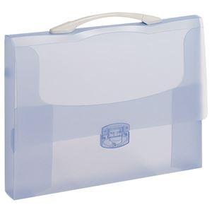 (まとめ) ビュートン スマートキャリア Gボックス A4 背幅40mm ブルー SGX-A4-CB 1個 【×10セット】