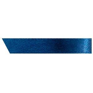 (まとめ) ヘッズ 片面サテンリボン 幅10mm×30m ネイビーブルー 1030R 1巻 【×15セット】