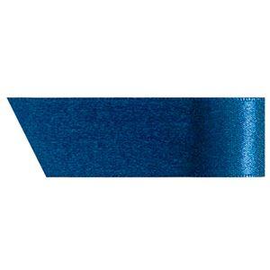 (まとめ) ヘッズ 片面サテンリボン 幅19mm×20m ネイビーブルー 1930R 1巻 【×10セット】