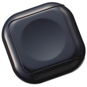 (まとめ) サンビー 朱肉 シュイングべべミッドナイトブラック SG-B07 1個 【×10セット】