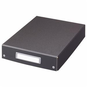 (まとめ) ライオン事務器 デスクトレー A4ブラック DT-13C 1個 【×5セット】