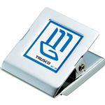 (まとめ) TRUSCO マグネット金属クリップ38×42 MC-M 1個 【×30セット】