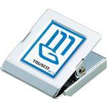 (まとめ) TRUSCO マグネット金属クリップ32×36 MC-S 1個 【×30セット】
