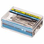 (まとめ) ライオン事務器 ゼムクリップ ジャンボ50mm P-5 1箱(30本) 【×30セット】