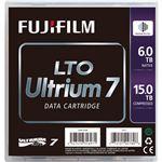 富士フイルム LTO Ultrium7データカートリッジ 6.0TB LTO FB UL-7 6.0T J 1巻