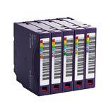 富士フイルム LTO Ultrium7データカートリッジ バーコードラベル(縦型)付 6.0TB LTO FB UL-7 OREDPX5T1パック(5巻)