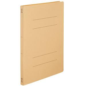 TANOSEEフラットファイルSE(スーパーエコノミー) A4タテ 150枚収容 背幅18mm イエロー1セット(200冊:10冊×20パック)