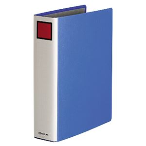 キングジム キングファイルスーパードッチ A4タテ 500枚収容 50mmとじ 背幅66mm 青 1475 1パック(10冊)