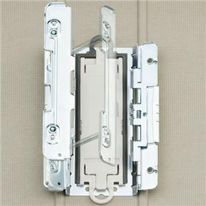 キングジム キングファイルスーパードッチ(脱・着)イージー A3ヨコ 400枚収容 40mmとじ 背幅56mm 青 3404EA1セット(10冊)