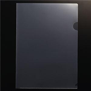 TANOSEE クリアホルダーエコノミータイプ A4 厚さ0.15mm 1セット(3000枚:100枚×30パック)