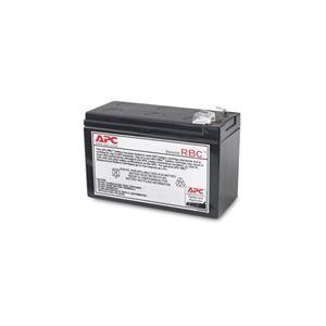 APC(シュナイダーエレクトリック)UPS交換用バッテリキットBR400G-JP・BR550G-JP・BE550G-JP用APCRBC122J1個