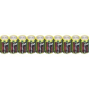 メモレックス・テレックスアルカリ乾電池単2形LR14/1.5V/10S1セット(100本:10本×10パック)