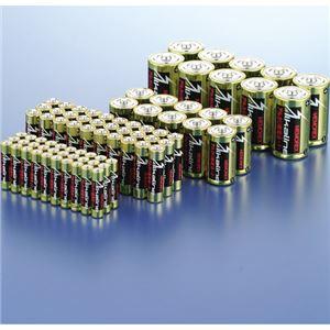 (まとめ)メモレックス・テレックス アルカリ乾電池単3形 LR6/1.5V40S 1パック(40本)【×5セット】