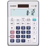 (まとめ)カシオ 余り計算電卓 12桁MP-12R-N 1台【×3セット】