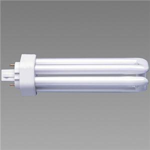 NEC コンパクト形蛍光ランプHfカプル3(FHT) 42W形 3波長形 電球色 FHT42EX-Lキキ 1セット(10個)
