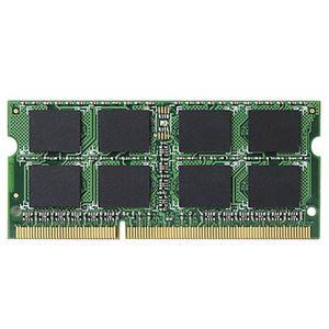 エレコムRoHS対応DDR3-1600204pinS.O.DIMM4GBEV1600-N4G/RO1枚