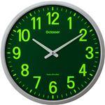 ラドンナ 電波掛時計 ザラージ集光・蓄光文字盤 GDKS-001 1台
