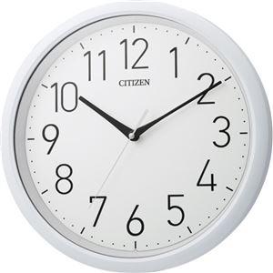 シチズン防水型クオーツ掛時計8MG799-0031台