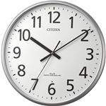 リズム時計 電波掛時計8MYA39-019 1台