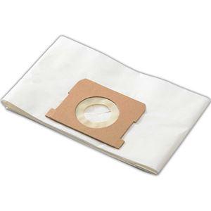 (まとめ)リョービ集塵機用紙パック30704371パック(5枚)【×2セット】