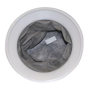 (まとめ)スイデン乾湿両用クリーナー用布フィルター不織布21135710001個【×2セット】