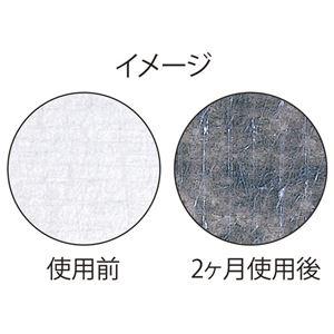 (まとめ)3M フィルタレット 空気清浄フィルターエアコン用 プレミアムグレード ACFP-38 1枚【×3セット】