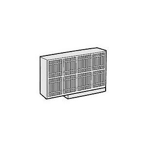 (まとめ)シャープハイブリッド式加湿機用交換フィルターHV-FP51個【×3セット】