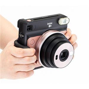 (まとめ)富士フイルム カメラグリップチェキスクエア instax SQUARE SQ6用 1個【×2セット】