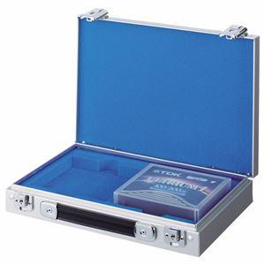 ライオン事務器カートリッジトランクLTOカートリッジ2巻収納カギ付LT-021個