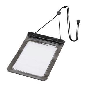 サンワサプライ タブレットPC防水ケース7型 ストラップ付 PDA-TABWP7 1個